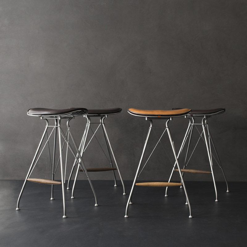 Wire barstol fra Overgaard & Dyrman