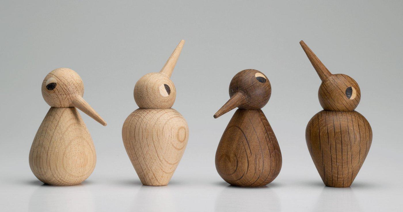 Fremragende Bird træfugl af Kristian Vedel - Køb den her - FRI FRAGT NI38
