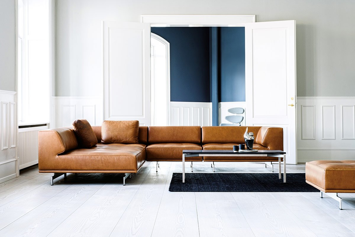 Picture of: Delphi Sofa I Laeder Kob Den Her Fri Fragt