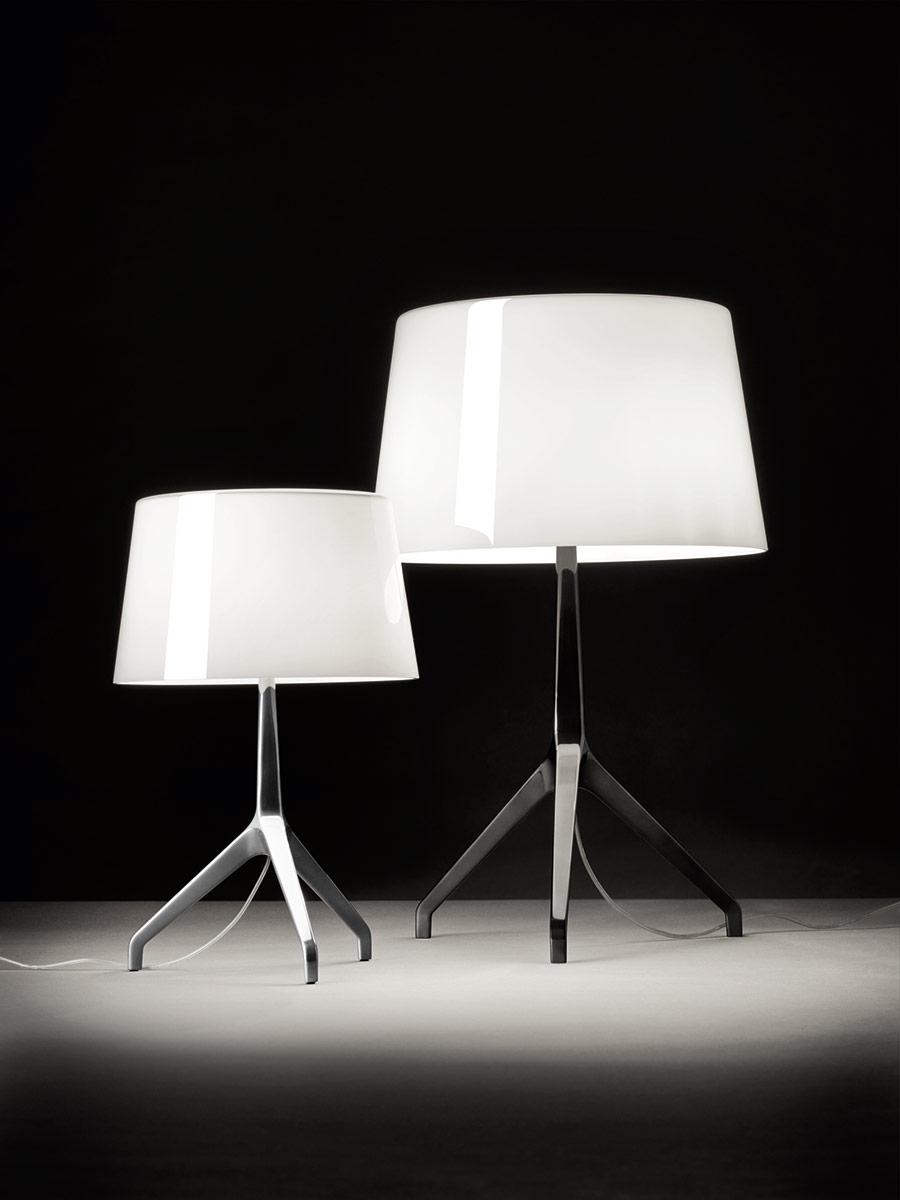 lumiere xxl bordlampe fra foscarini fri fragt. Black Bedroom Furniture Sets. Home Design Ideas