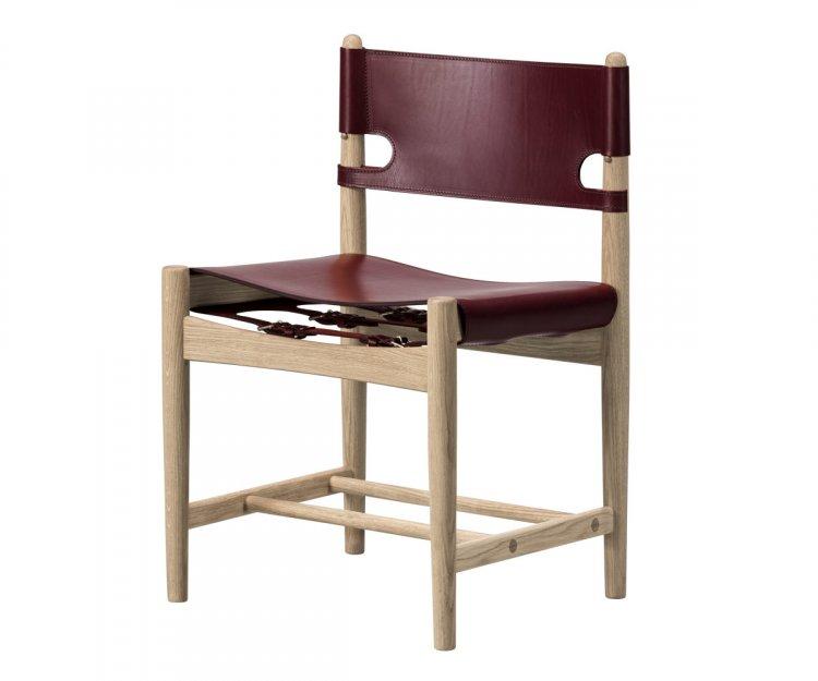 3237 Den Spanske spisebordsstol (Limited Edition)