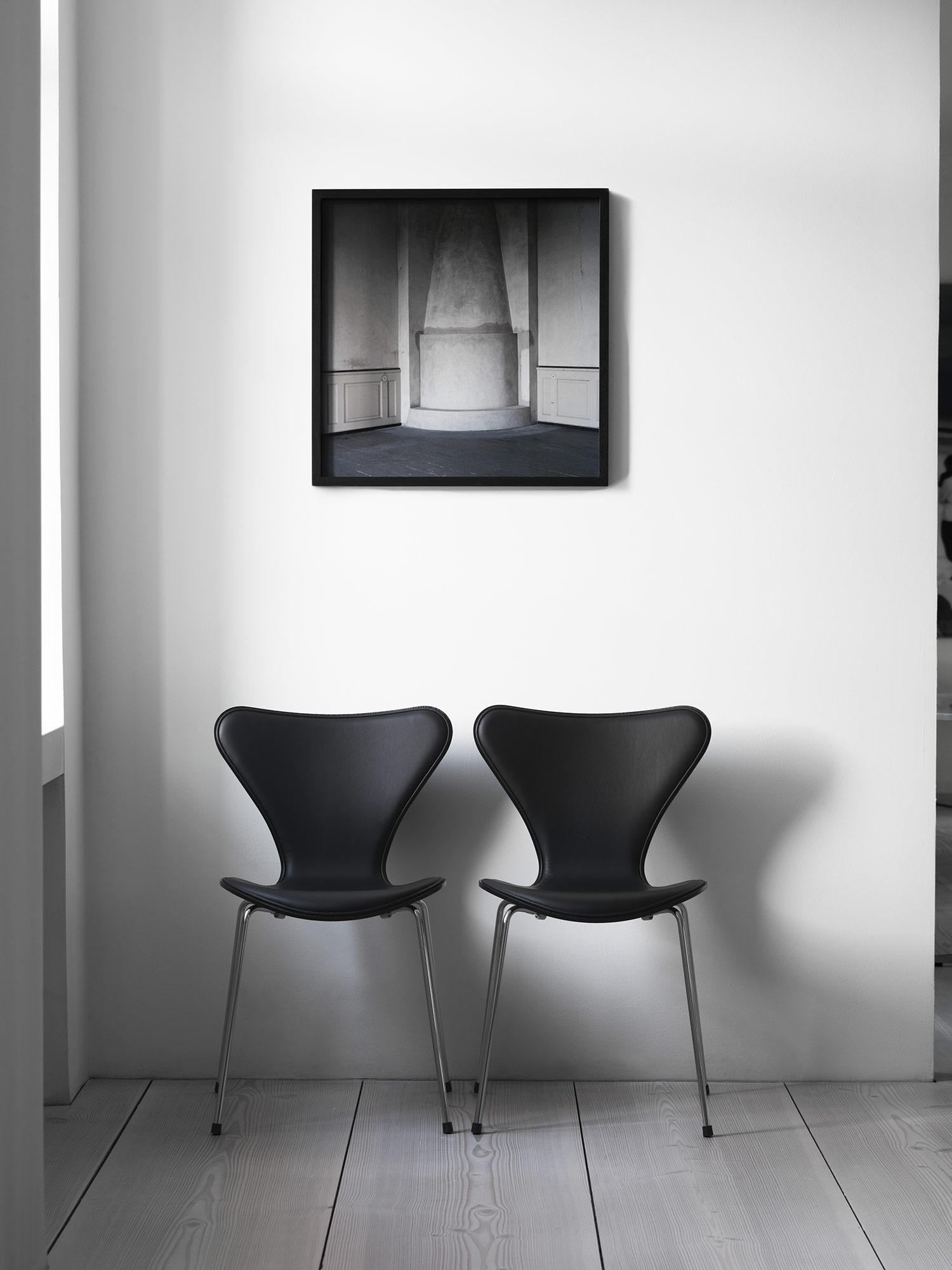 3107 syveren med forsidepolstring i l der k b den her. Black Bedroom Furniture Sets. Home Design Ideas