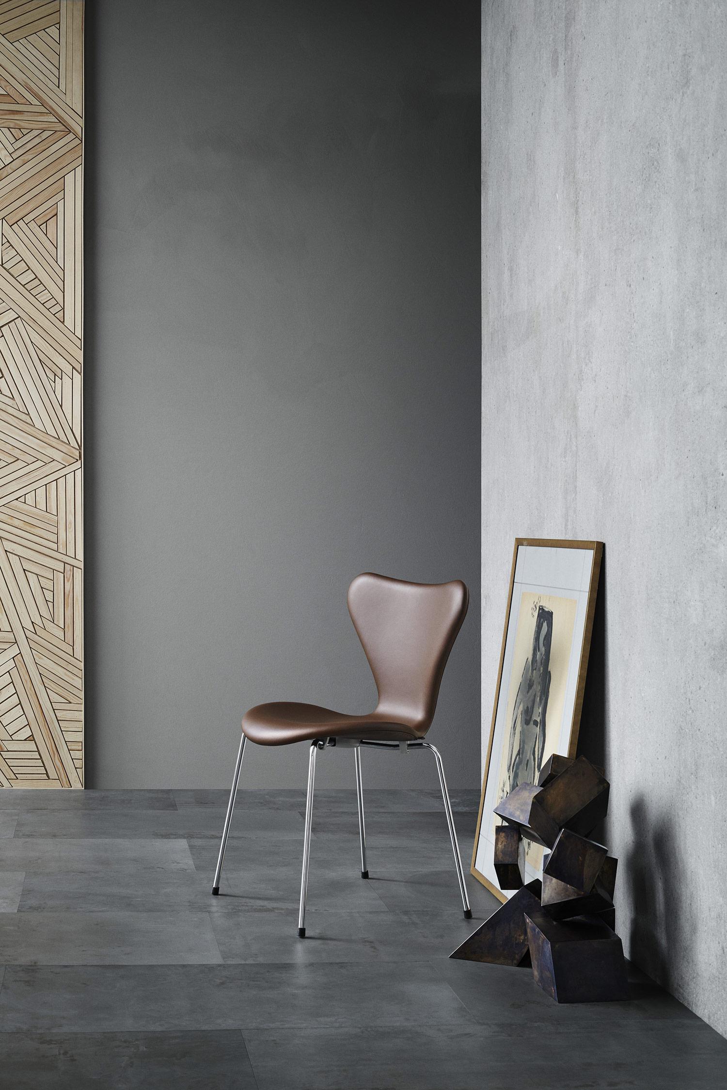 3107 spisebordsstol med fuldpolstring k b den her. Black Bedroom Furniture Sets. Home Design Ideas