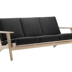 Ge 290 Sofa Af Hans J Wegner Kob Den Her Fri Fragt