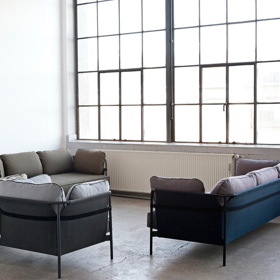 can sofa fra hay fri fragt. Black Bedroom Furniture Sets. Home Design Ideas