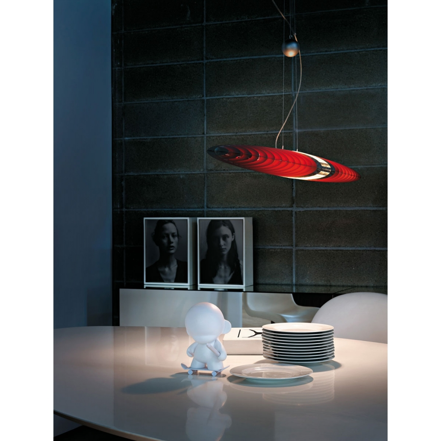 titania pendel fra luceplan fri fragt. Black Bedroom Furniture Sets. Home Design Ideas