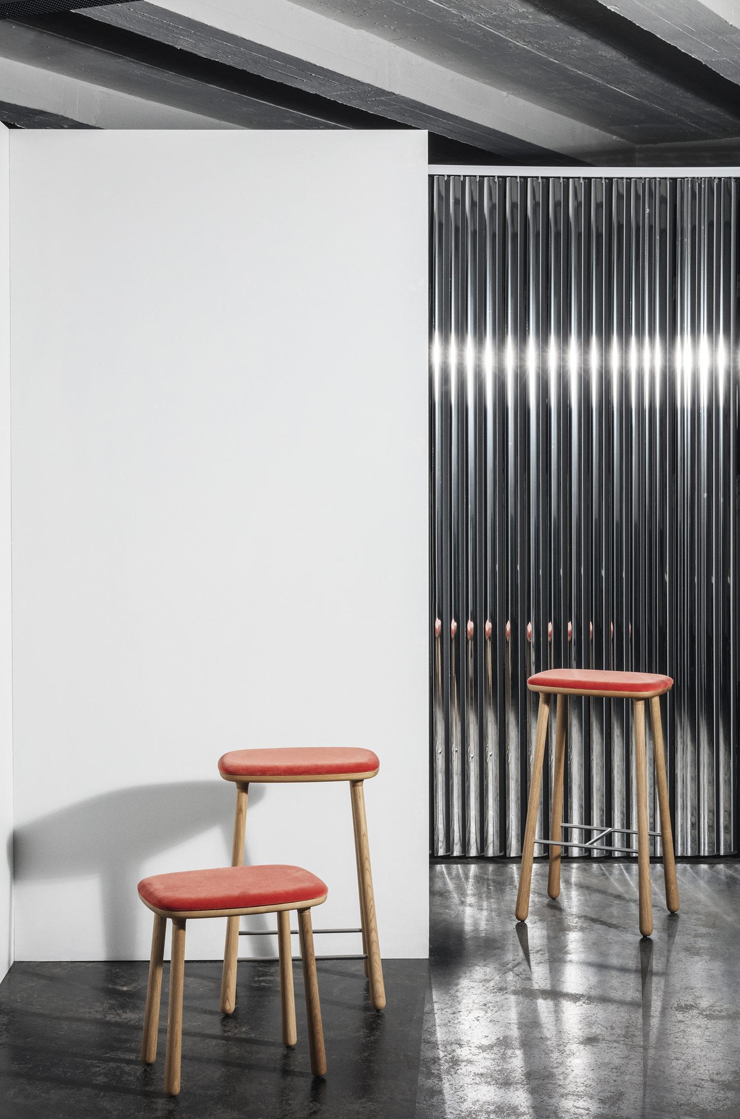cuba barstol fra m bel copenhagen fri fragt. Black Bedroom Furniture Sets. Home Design Ideas