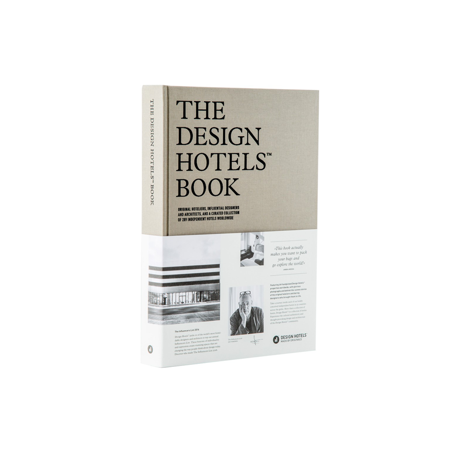 The Design Hotels Book K B Den Her