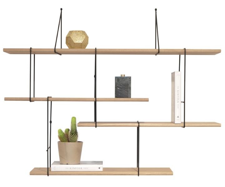 link shelving system k b den her fri fragt. Black Bedroom Furniture Sets. Home Design Ideas