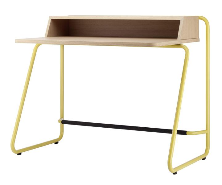 s 1200 skrivebord fra thonet k b det her. Black Bedroom Furniture Sets. Home Design Ideas